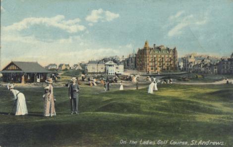 La folle Histoire du mini-golf